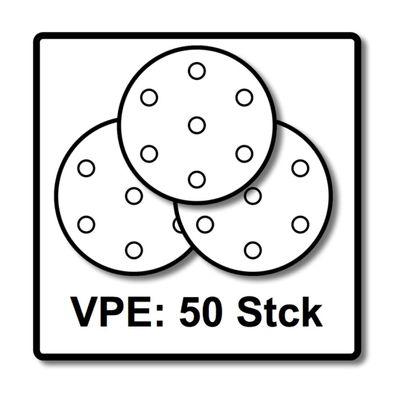 Festool STF D150/48 Abrasifs Rubin 2 RU2/50, P150, 150 mm / 50 pcs ( 575191 ) – Bild 5