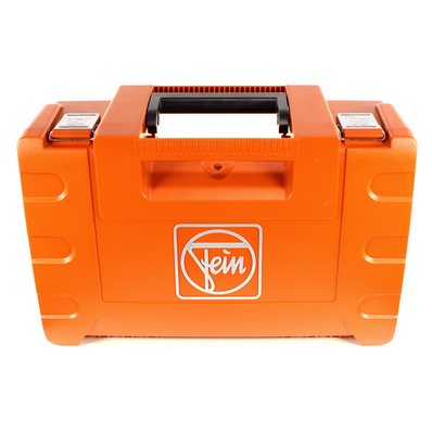 FEIN CCG 18-125 BL C Brushless Li-Ion Meuleuse d'angle sans fil 125 mm avec Coffret + 1x Batterie 2,5 Ah + Chargeur rapide universel – Bild 4