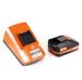 FEIN CCG 18-125 BL C Brushless Li-Ion Akku Winkelschleifer 125 mm im Koffer + 1x 2,5 Ah Akku + Universal Schnellladegerät – Bild 5