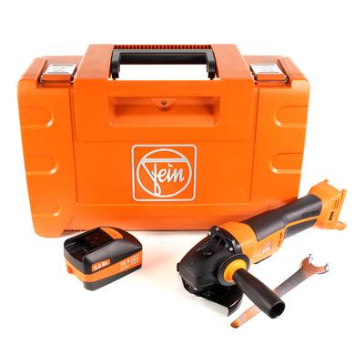 FEIN CCG 18-125 BLPD Meuleuse d'angle sans fil 125 mm avec Coffret + 1x Batterie 5,0 Ah - sans Chargeur – Bild 2