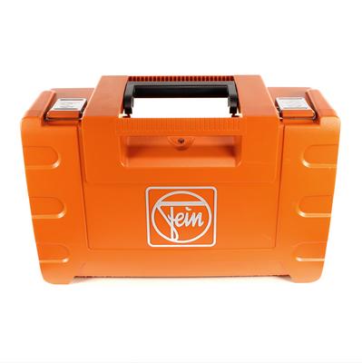 FEIN CCG 18-125 BLPD Akku Winkelschleifer 125 mm im Koffer + 2 x 5,0 Ah Akku + Universal Schnellladegerät – Bild 4