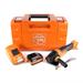 FEIN CCG 18-125 BLPD Meuleuse d'angle sans fil 125 mm avec Coffret + 1x Batterie 5,2 Ah High Power + Chargeur rapide universel – Bild 2