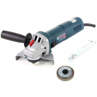 Bosch GWS 9-125 S Professional Winkelschleifer 900 Watt 125 mm im Karton + 1 x SDS clic M14 Schnellspannmutter  – Bild 2