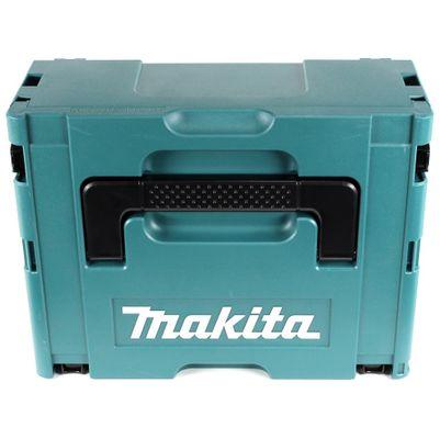 Makita DJS 161 T1J 18 V Li-Ion Akku Blechschere im Makpac + 1 x 5,0 Ah Akku - ohne Ladegerät – Bild 4