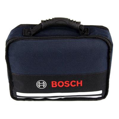Bosch GSR 12V-15 Akku Bohrschrauber in Transporttasche + 2x 1,5 Ah Akkus + Ladegerät + 39 tlg. Zubehör Set ( 0615990GA9 ) – Bild 4