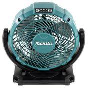 Makita CF 100 DZ 10,8V Akku Lüfter Solo + Netzteil - ohne Akku, ohne Ladegerät