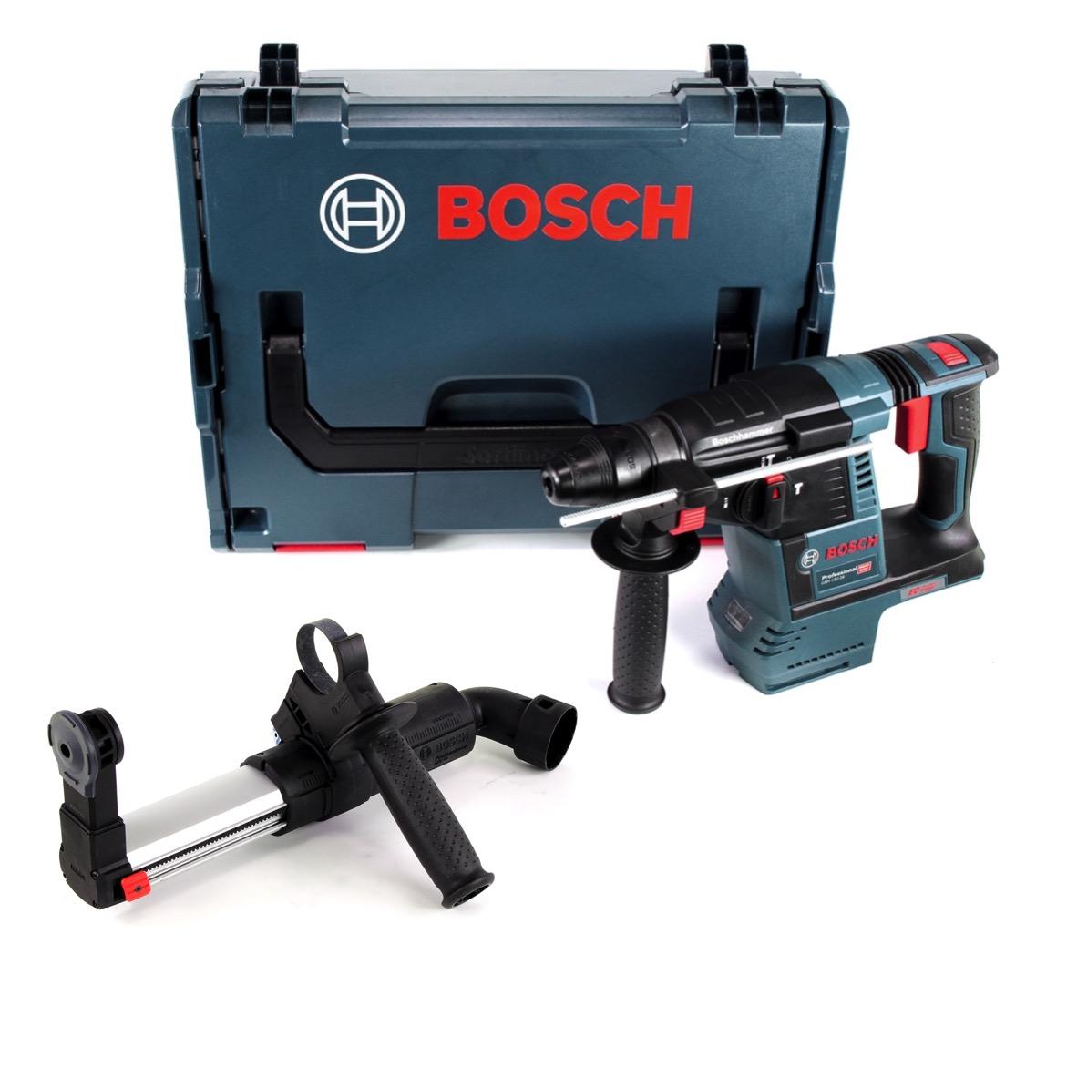 bosch gbh 18 v-26 akku bohrhammer professional sds-plus in l-boxx +