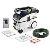 Festool Absaugmobil CTM 26 E AC CLEANTEC Sauger + 1 x Ersatz Hauptfilter & Filtersack
