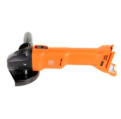 FEIN CCG 18-125 BL C Brushless Li-Ion Akku Winkelschleifer 125 mm im Koffer + 2x 2,5 Ah Akku + Universal Schnellladegerät + M14 Schnellspannmutter Fixtec – Bild 3