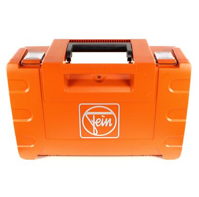 FEIN CCG 18-125 BLPD C Akku Winkelschleifer 125 mm im Koffer + 2 x 2,5 Ah Akku + Universal Schnellladegerät + M14 Schnellspannmutter Fixtec – Bild 4