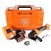 FEIN CCG 18-125 BLPD C Akku Winkelschleifer 125 mm im Koffer + 2 x 2,5 Ah Akku + Universal Schnellladegerät + M14 Schnellspannmutter Fixtec – Bild 2