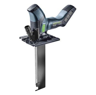 Festool ISC 240 Li 5,2 EBI-Set-FS Akku Dämmstoffsäge 18V ( 575592 ) 240mm im Systainer + Führungsschiene + 2x 5,2Ah Akku + Ladegerät – Bild 3