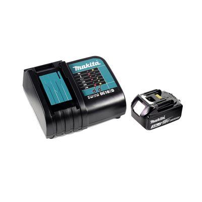 Makita DHP 483 RF1J B Perceuse visseuse à percussion sans fil 18 V noir Brushless en Coffret MAKPAC + 1x Batterie 3,0 Ah + Chargeur rapide – Bild 5