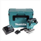 Makita JV 103 DSAJ 10,8 V Akku Stichsäge im Makpac + 2x BL1020 2,0 Ah Akku + Ladegerät