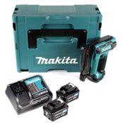 Makita PT 354 DSMJ Akku Stiftnagler 10,8V bis 35mm im Makpac + 2x 4,0 Ah Akku + Ladegerät