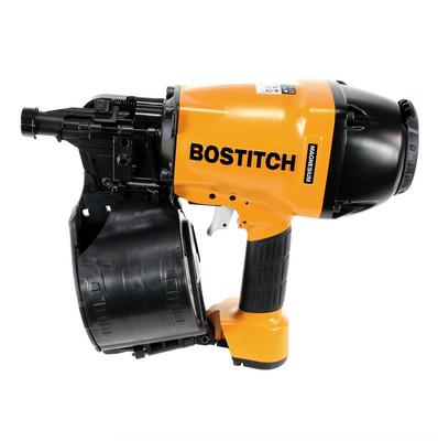 Bostitch N89C-2K-E Coilnagler N89C ST Druckluftnagler 90mm max im Transportkoffer + 4050 St. Bostitch Coilnägel Ringschaft Blank 3,10 x 90 mm – Bild 3