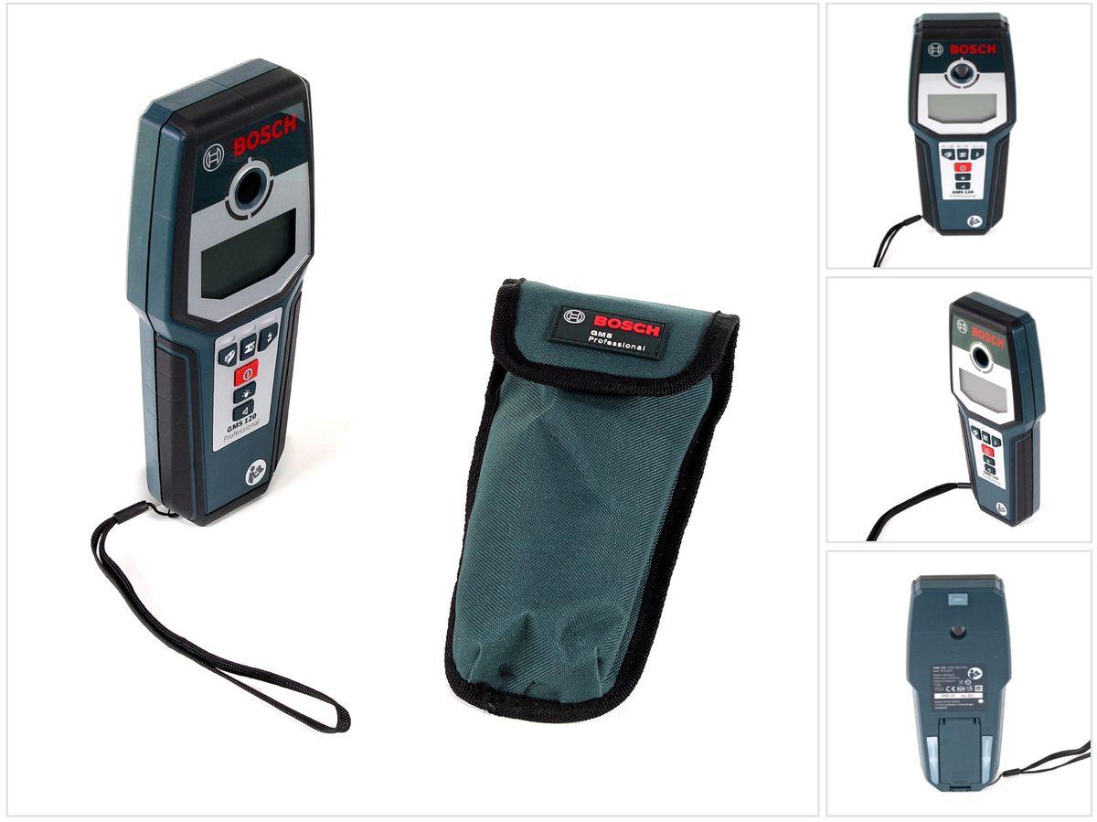bosch gms 120 professional ortungsgerät / multidetektor ( 0601081000