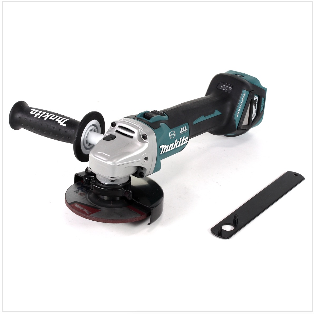 Makita Dga 513 Z Akku Winkelschleifer 18v Brushless 125mm Solo