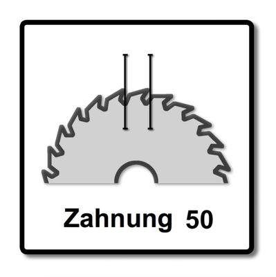 Makita SPECIALIZED Kreissägeblatt für Metall 136 x 20 x 1,4 mm 50 Zähne ( B-33641 ) – Bild 4