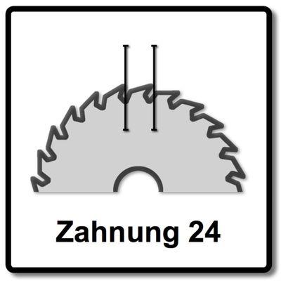 Makita M-FORCE Kreissägeblatt für Holz 235 x 30 x 2,3 mm 24 Zähne ( B-32063 ) – Bild 4