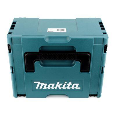 Makita DFR 750 RG1J 18 V Akku Magazinschrauber 45 - 75 mm im Makpac + 1 x BL 1860 6,0 Ah Akku + 1 x DC 18 RC Ladegerät – Bild 4