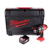 Milwaukee M18 FPD-401 Akku Schlagbohrschrauber 135 Nm im HD System Koffer mit 1x M18 B4 4,0 Ah Akku