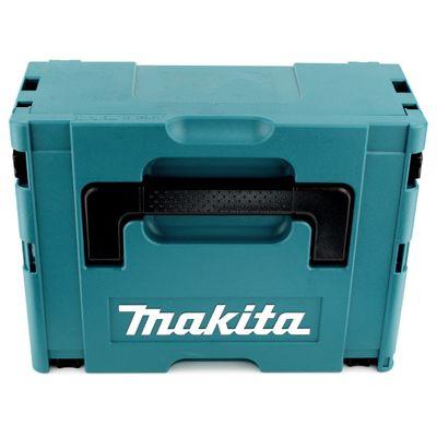 Makita DJV 182 RT1J Akku Stichsäge 18V Brushless 26mm im Makpac mit 1x BL1850B 5,0 Ah Akku und DC18RC Ladegerät – Bild 4