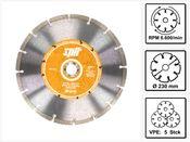 Spit Diamant Trennscheibe Wet and Dry 230 x 22,23 mm 922707 - 5 Stück
