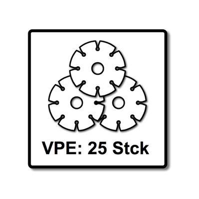 Bosch Trennscheiben für Metall - 115 x 22,23 mm, gekröpft - 25 Stück (2608600005) – Bild 5