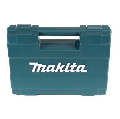 Makita DHP 483 ZB Schlagbohrschrauber 18V 40Mn schwarz + Bit & Bohrer-Set 100-teilig in Kunstoffkoffer – Bild 4