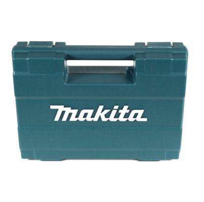 Makita DHP 483 F1JB Schlagbohrschrauber 18V 40N schwarz im MAKPAC + 1x 3,0 Ah Akku + Bit & Bohrer-Set 100-teilig  – Bild 4