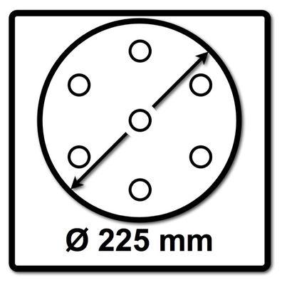 Festool Abrasifs STF 225 mm P120 GR S/25 Granat Soft 25 pièces ( référence: 204223 ) – Bild 3