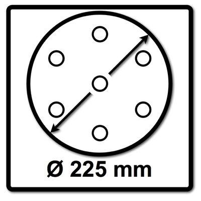 Festool Schleifscheiben STF D225 P320 GR S Granat Soft 25 Stk. ( 204227 ) – Bild 3