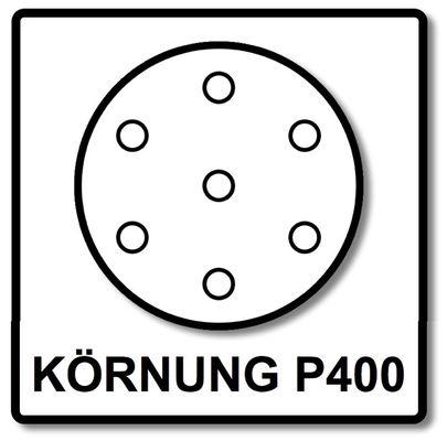 Festool Abrasifs STF D225 mm P400 GR S/25 Granat Soft 25 pièces ( référence: 204228 ) – Bild 4