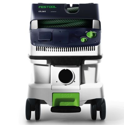 Festool CTL 26 E CLEANTEC Aspirateur mobile (574947) + Filtre cyclonique Festool CT-VA-20 CT (204083) – Bild 5