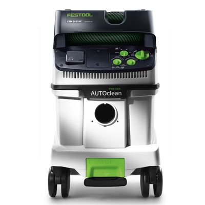 Festool Mobile dust extractor CTM 36 E AC CLEANTEC (574983) + Festool pre-separator CT-VA 20 CT (204083) – Bild 5