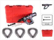 SENCO DS 5550 AC DuraSpin Magazin Schrauber 600 W Schnell Trocken Bau Schrauber und 5000x Magazinschrauben Feingewinde 3,9x35 ( 7W2001N )