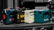 Makpac, L-Boxx, Sortimo, Tanos - oder warum nicht einfach in irgendeine Kiste?