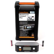 Laserliner MasterLevel Compact Plus Digitale Elektronik-Wasserwaage im Koffer mit Bluetooth ( 081.265A ) Bild 2