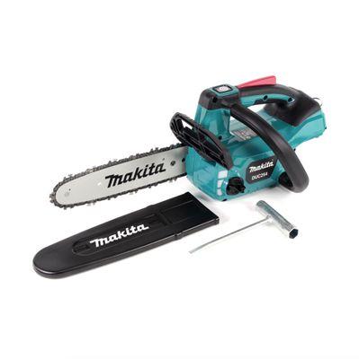 Makita DUC 254 Z 18 V Brushless Akku Kettensäge 25 cm Solo - ohne Akku und Ladegerät