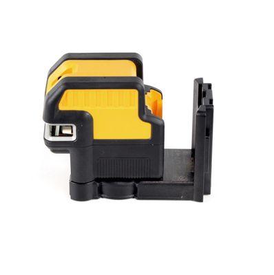 DeWalt DCE0825D1G Niveau laser 10,8 V avec 5 Spot Cross lignes vertes + Coffret T-Stak + 1x Batterie 2,0 Ah + Chargeur + Accessoires – Bild 3