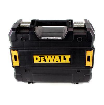 DeWalt DCE0825D1G Niveau laser 10,8 V avec 5 Spot Cross lignes vertes + Coffret T-Stak + 1x Batterie 2,0 Ah + Chargeur + Accessoires – Bild 4
