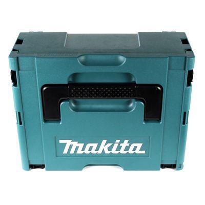 Makita DGA 511 T1J Akku Winkelschleifer Brushless 18 V Li-Ion 125 mm im Makpac + 1 x 5,0 Ah Akku - ohne Ladegerät – Bild 4