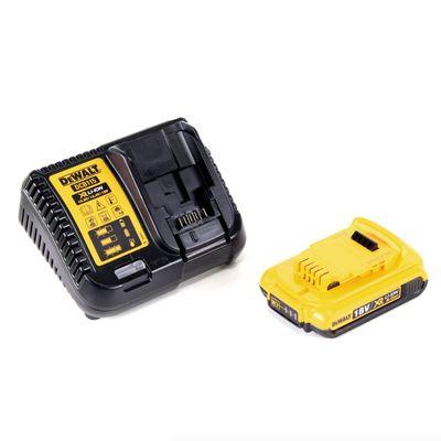 DeWalt DCC 018 D1 18 V Li-Ion Luftkompressor 11 Bar im Karton + 1 x 2,0 Ah Akku + Ladegerät - ohne Koffer – Bild 4