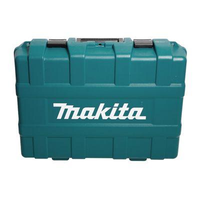 Makita DGA 900 ZKX2 36V/2x18V Li-Ion Akku Winkelschleifer Brushless 230 mm im Transportkoffer mit Ezynut + 5 x Spit Trennscheiben  - ohne Akku, ohne Ladegerät  – Bild 4