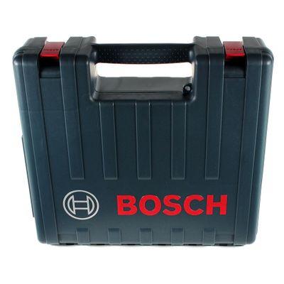 Bosch Professional GSR 18V-21 Akku Bohrschrauber 18V 55Nm ( 06019H1070 ) + 2x Akku 2,0Ah + Ladegerät + Bit-Set + Koffer – Bild 4
