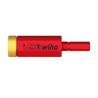 Wiha Drehmoment Easy Torque Adapter 2,0 Nm für slimBits ( 41342 ) – Bild 2