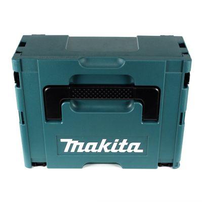Makita DDF 485 RTJ 18 V Li-Ion Perceuse visseuse sans fil Brushless 13 mm + Coffret MakPac + 2 x Batteries 5,0 Ah + Chargeur – Bild 4