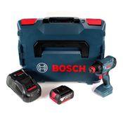 Bosch GDX 18 V-180 18 V Li-Ion Akku Drehschlagschrauber mit 180 Nm in L-Boxx + 1 x 3,0 Ah Akku + Ladegerät
