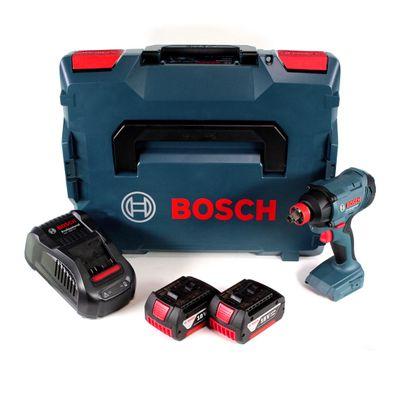 Bosch GDX 18 V-180 18 V Li-Ion Akku Drehschlagschrauber mit 180 Nm in L-Boxx + 2 x 3,0 Ah Akku + Ladegerät – Bild 2
